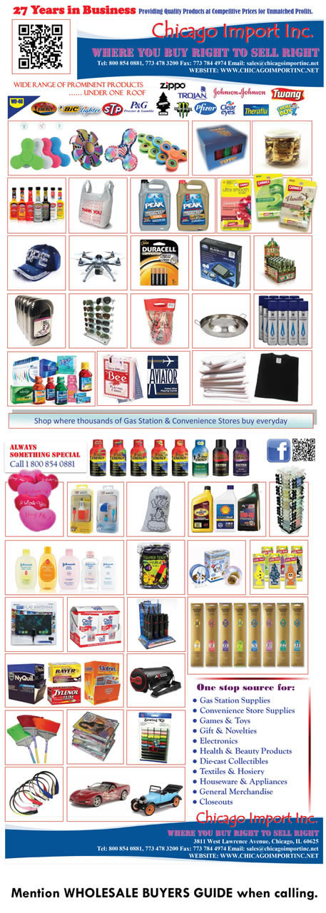 General Merchandise Archives - Whole Sale Buyers Guide